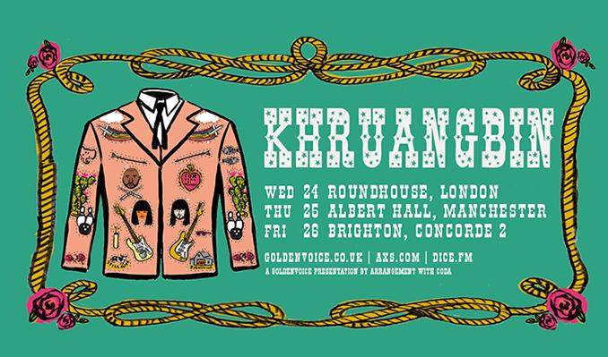 Khruangbin tickets at Albert Hall Manchester in Manchester
