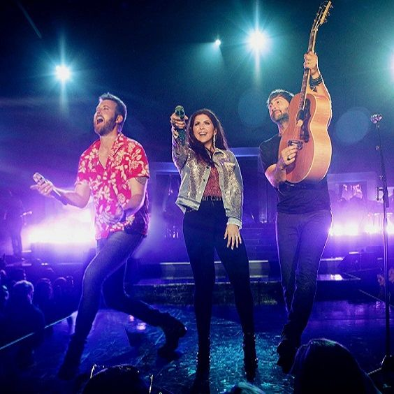 Thumbnail for Lady Antebellum
