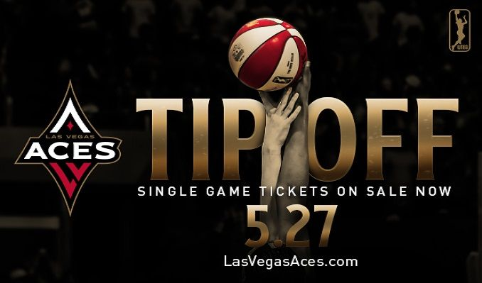 Las Vegas Aces Flex Plan tickets at Mandalay Bay Events Center in Las Vegas