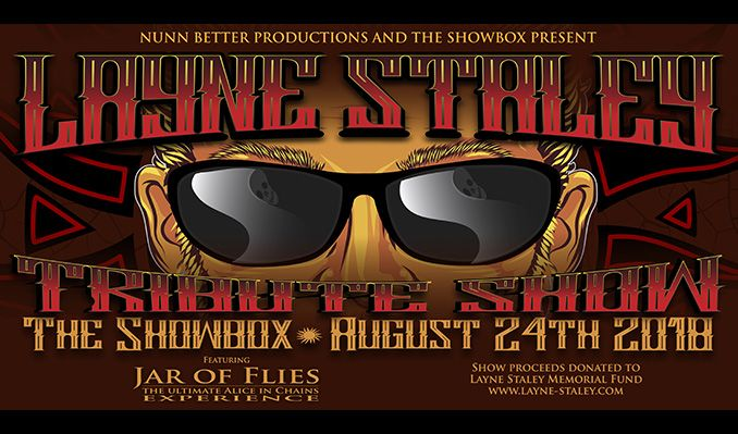 LAYNE STALEY TRIBUTE 2018 tickets at The Showbox in Seattle