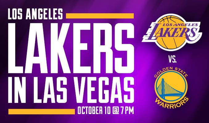 Los Angeles Lakers vs. Golden State Warriors tickets at T-Mobile Arena in Las Vegas