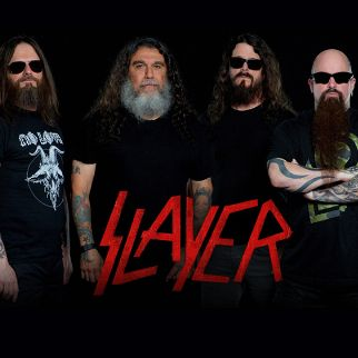 Slayer plus Lamb Of God, Anthrax and Obituary