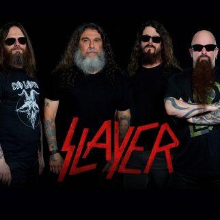 Slayer plus Lamb Of God, Anthrax and Obituary