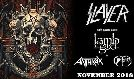 Slayer plus Lamb Of God, Anthrax and Obituary tickets at The SSE Arena, Wembley in London