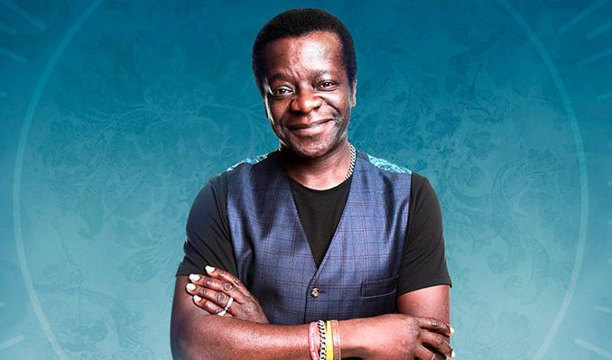 Stephen K Amos tickets at Leicester Square Theatre, London