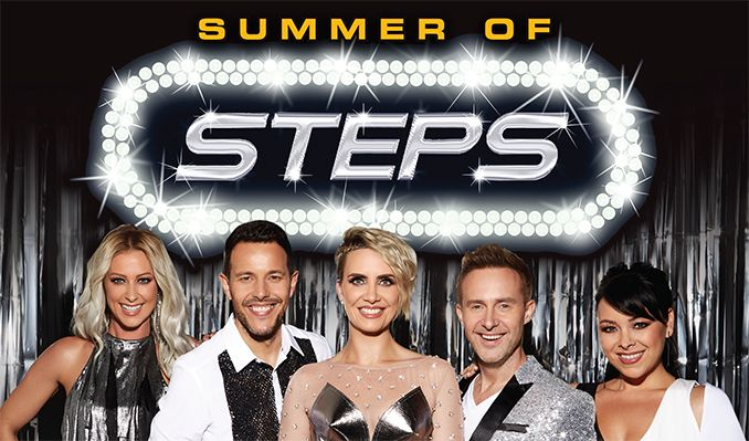 Steps tickets at Butts Park Arena in Coventry