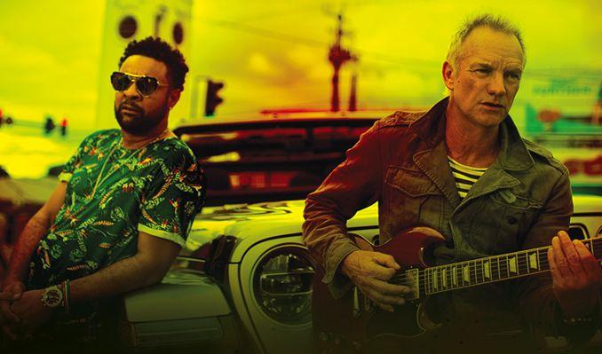 Sting & Shaggy tickets at Santa Barbara Bowl in Santa Barbara