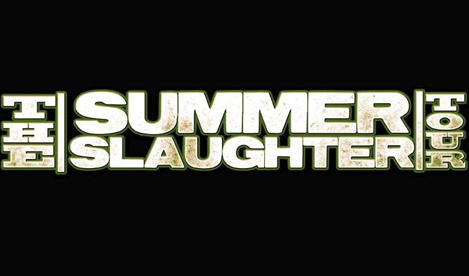 The Summer Slaughter Tour tickets at Majestic Theatre in Detroit
