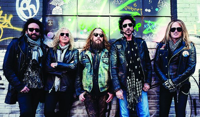 The Dead Daisies tickets at Agora Ballroom in Cleveland