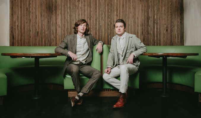 The Milk Carton Kids tickets at Brooklyn Steel, Brooklyn