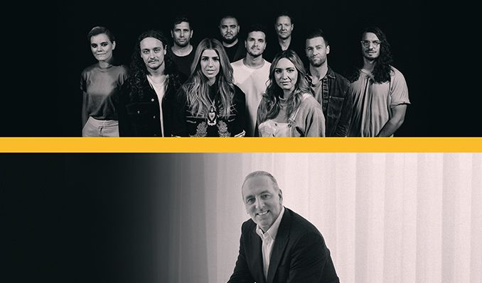 There is More Tour featuring Hillsong Worship and Pastor
