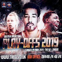2019 Basketball Play-off Finals tickets in London at The ...