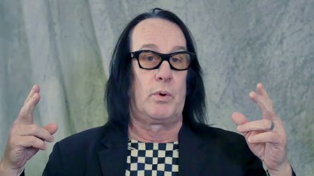 Todd Rundgren's Utopia reuniting for an 'Unpredictable Evening'