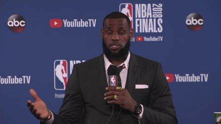 Top 5 plays from Game 1 of the NBA Finals