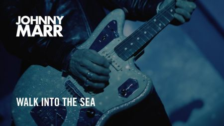 Johnny Marr announces Call the Comet Tour, shares new video for 'Walk into the Sea'