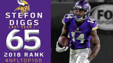 NFC North 2018 receivers ranking: Diggs is one of the league's best