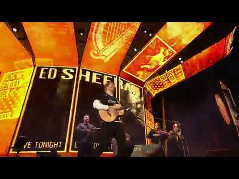 Ed Sheeran earns new UK chart distinction with 'Divide'