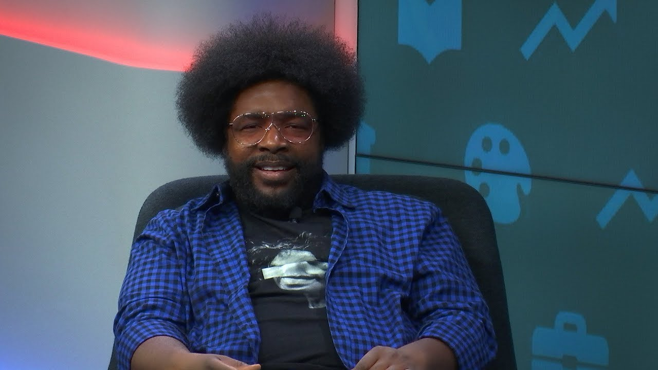 Questlove of The Roots shares tips on how to be more creative