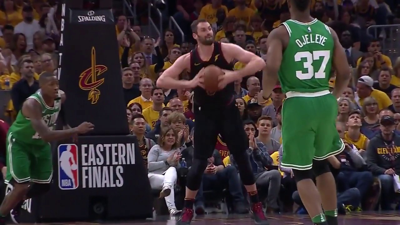 Kevin Love, Tristan Thompson available for Game of NBA Finals