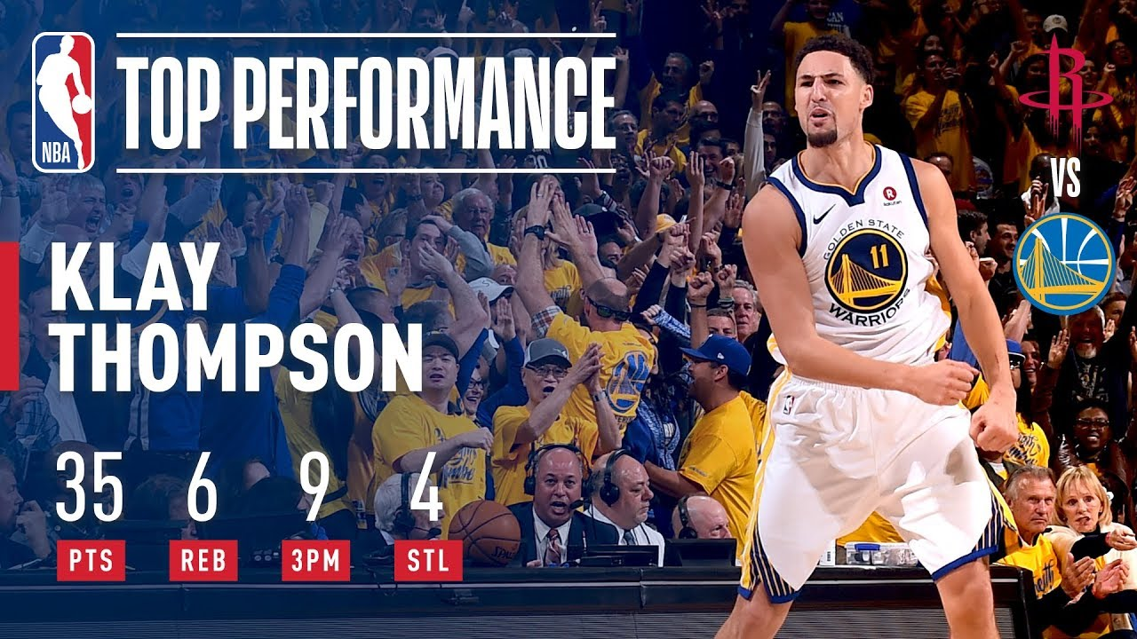 Warriors' Klay Thompson fighting injury in NBA Finals