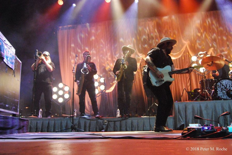Nathaniel Rateliff & The Night Sweats schedule, dates