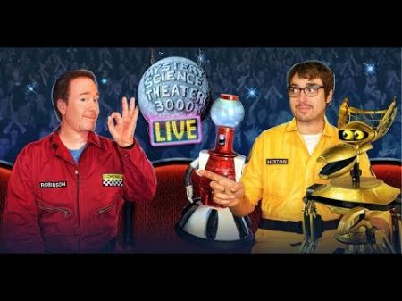 Mystery Science Theater announces dates for 30th Anniversary live tour