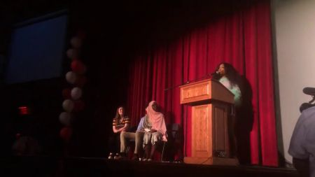 Watch: SZA gives impromptu performance of 'The Weekend' at New Jersey high school