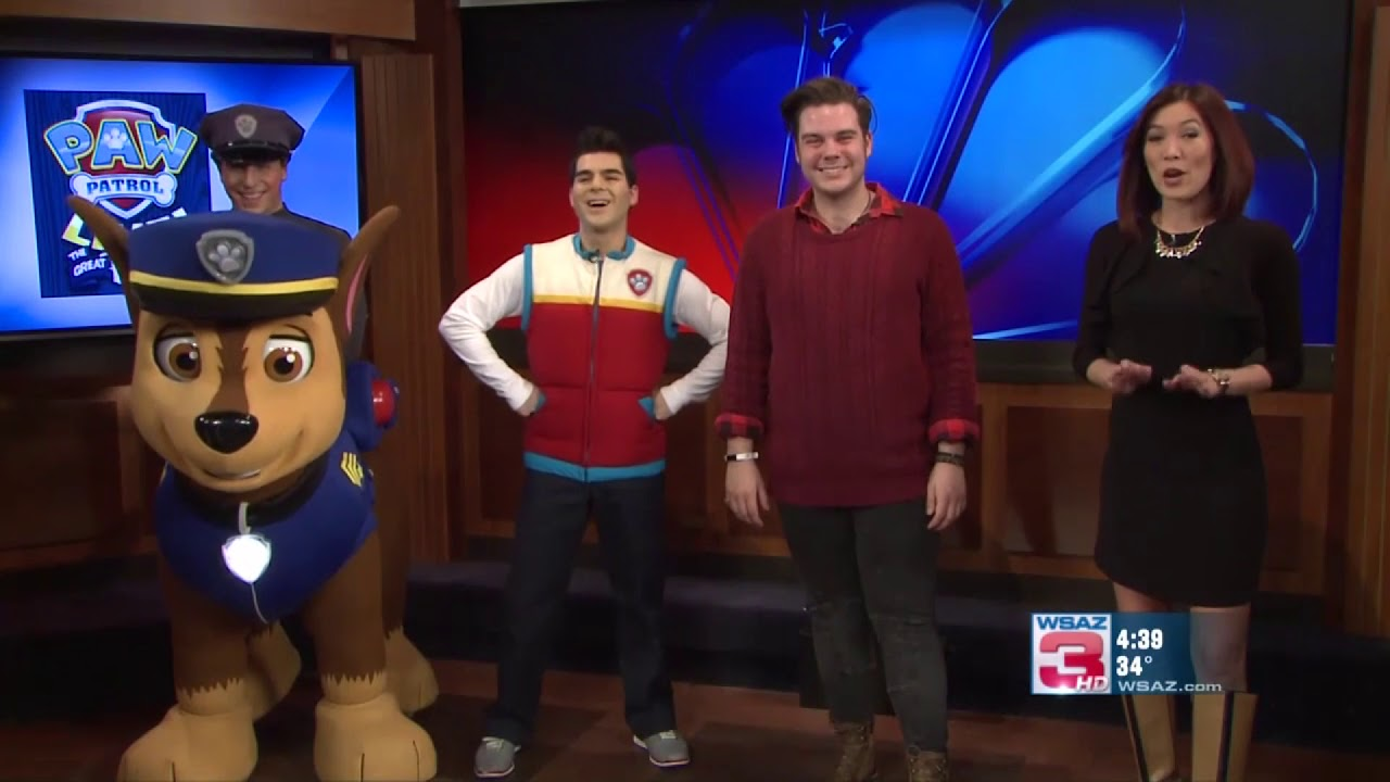 Paw Patrol Live: The Great Pirate Adventure headed to Denver's Bellco Theatre