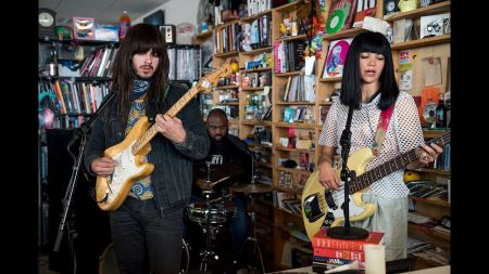 Khruangbin announce North American headlining dates for late fall