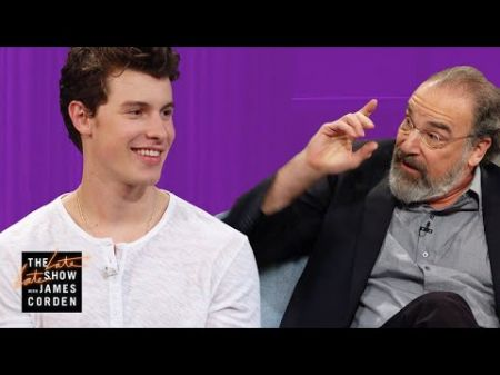 Watch: Mandy Patinkin gives Shawn Mendes dating advice, sings 'Stitches' in Yiddish