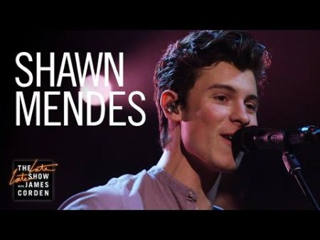 Watch: Shawn Mendes performs US TV debut of 'Lost in Japan' for #LateLateShawn