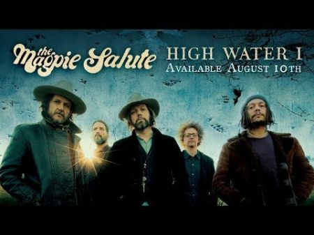 The Magpie Salute announces 2018 acoustic summer tour of Europe