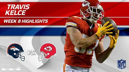 AFC West 2018 receiver rankings: Kelce leads the way