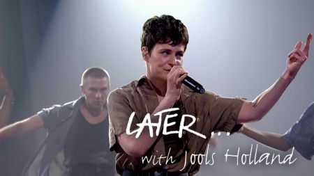 Watch: Christine and the Queens perform 'Girlfriend' on BBC's 'Jools Holland'