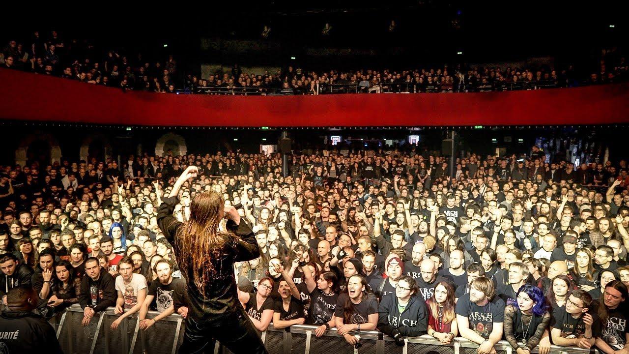 Wintersun reveal 2018 fall North American tour with Ne Obliviscaris & Sarah Longfield
