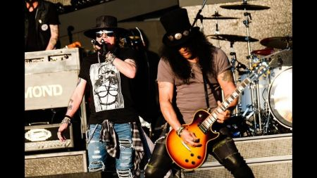 Watch: Guns N' Roses perform live rarity 'Shadow of Your Love' in Denmark