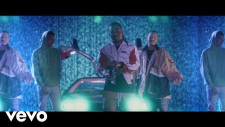 Sky Rompiendo breaks out in 'Karma' music video with J Balvin & Ozuna