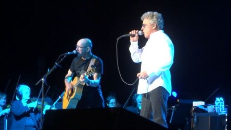 Watch: Roger Daltrey rock 'Pinball Wizard' at 2018 US summer tour opener in Bethel, New York