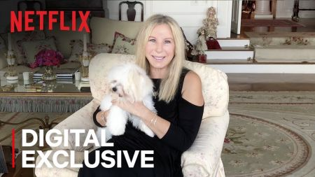 Barbra Streisand gives Netflix access to six past TV specials and previously unseen footage from 'A Star Is Born'