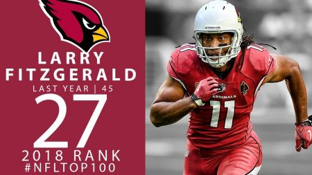 NFC West 2018 receivers ranking: Few are better than Fitzgerald