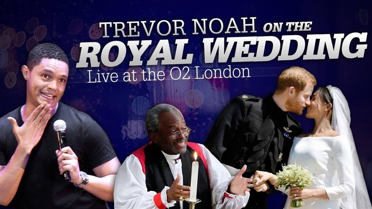Trevor Noah announces 2018 tour dates