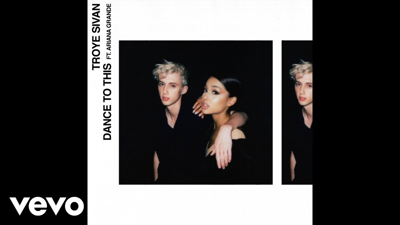 Listen: Troye Sivan shares song with Ariana Grande on 'Dance to This'