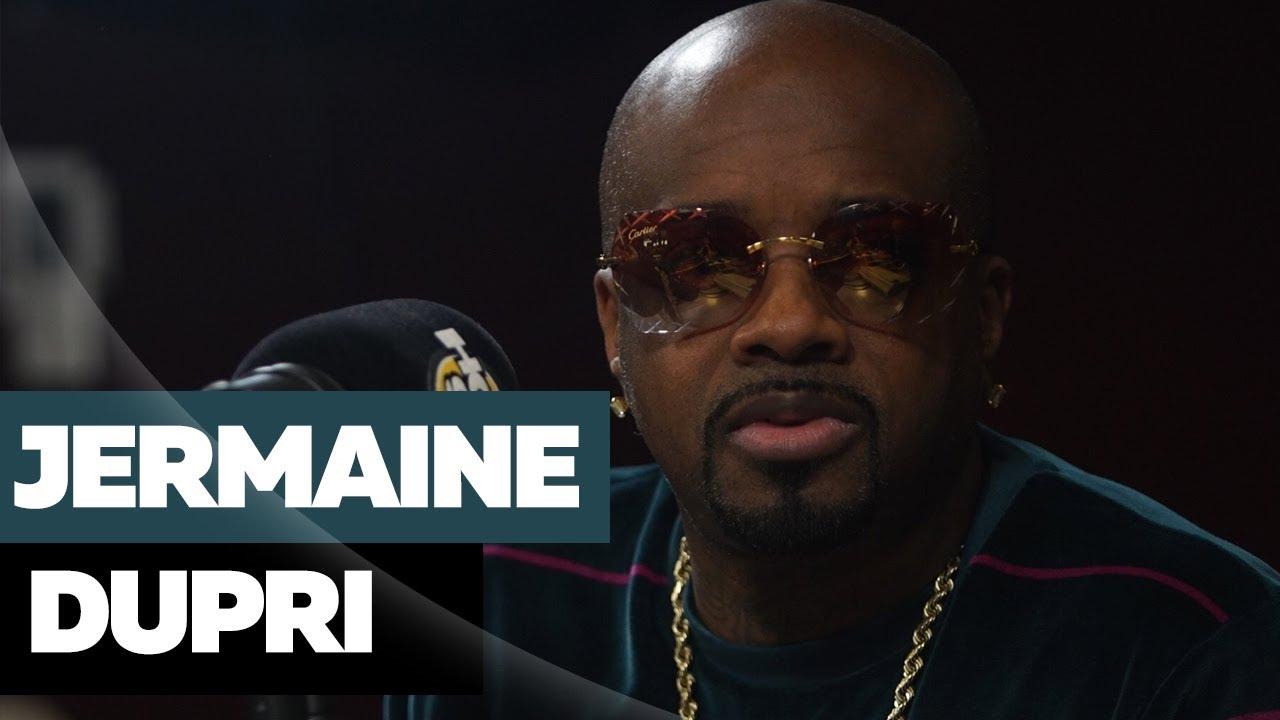Jermaine Dupri does SiriusXM special programming to celebrate So So Def's 25th anniversary