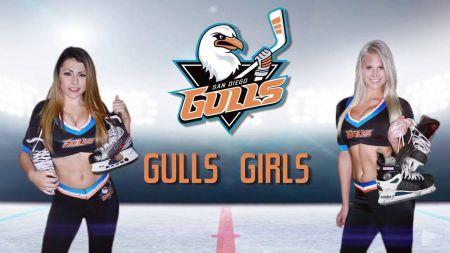 San Diego Gulls promote Gulls Girls auditions for 2018-19 season
