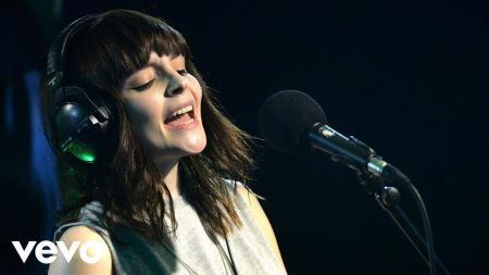 Listen: Chvrches deliver a beautifully haunting  cover of Rihanna's 'Stay'