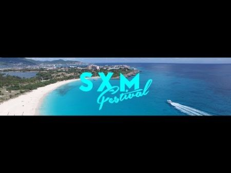 SXM Festival returns in 2019 to St. Martin