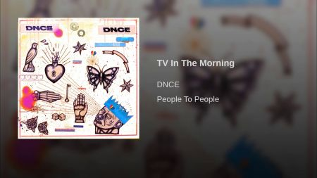 DNCE return with surprise drop of new EP 'People to People'