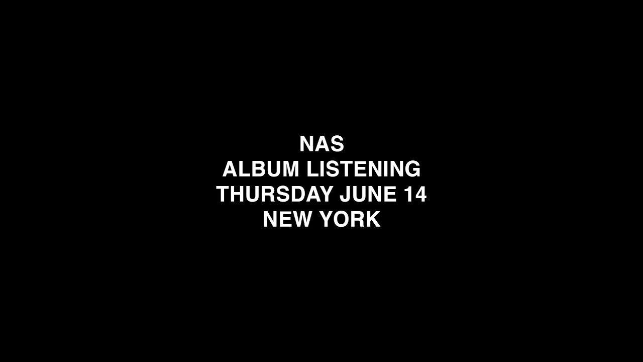 Nas' long-awaited album 'Nasir' previewed at star-studded listening party; early reviews are mixed