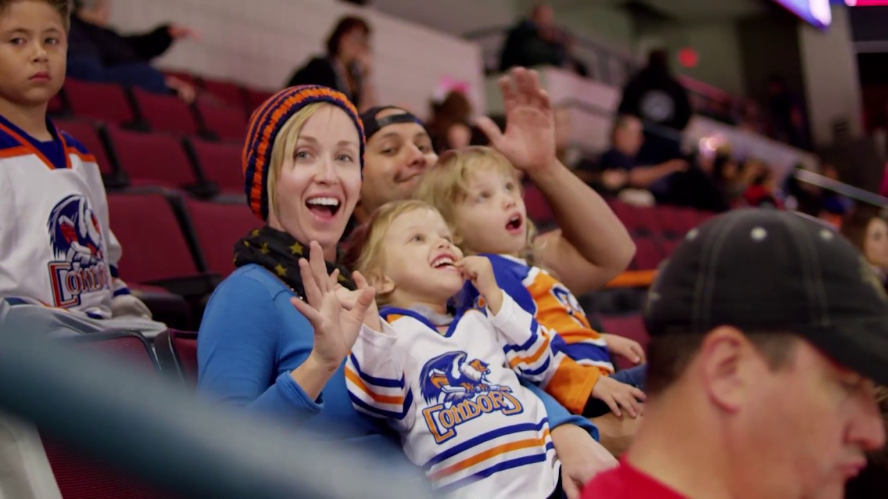 Bakersfield Condors offering special partial ticket packages for 2018-19 season