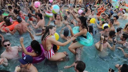Splash House brings the real heat to Palm Springs